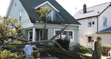 Expert storm damage restoration in Illinois