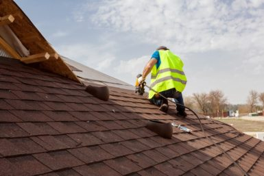 Home Roofing O'Fallon IL